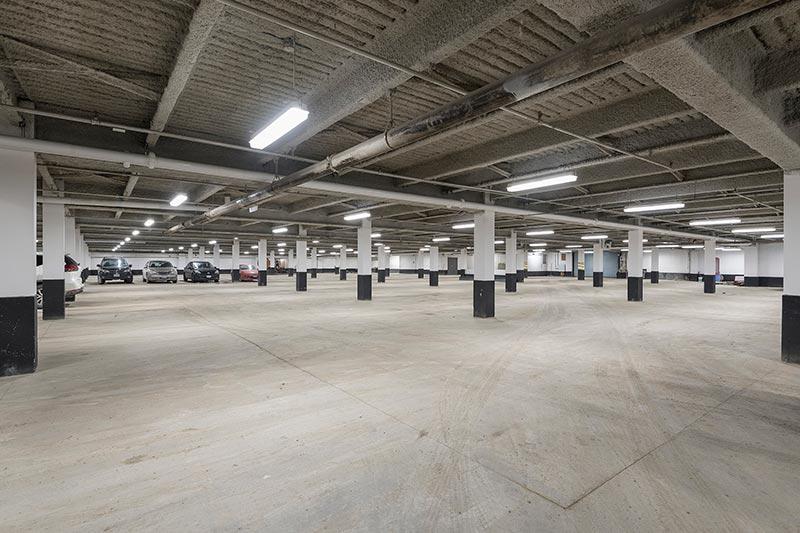 501 Alliance Parking